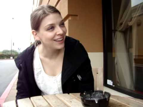 Interview with Amber Benson's actress self - YouTube