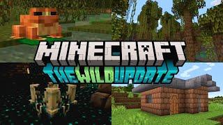 Minecraft 1.19 : The Wild Update