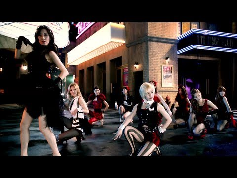 GIRLS` GENERATION 少女時代_PAPARAZZI_Music Video Dance Edit 2