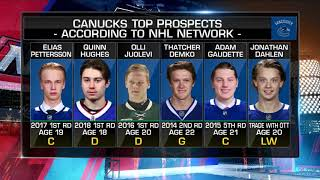 NHL Tonight:  Canucks:  Discussing how the Canucks can improve this season  Jul 31,  2018