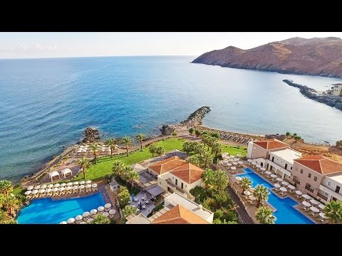 Hotel with Waterslides and Aqua Park in Crete, Club Marine Palace