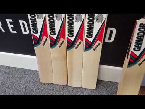 Ganador Heritage Grade 2 Cricket Bat