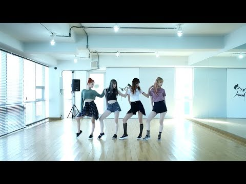 9MUSES (나인뮤지스) - 러브시티 (Love City) Dance Practice (Mirrored)