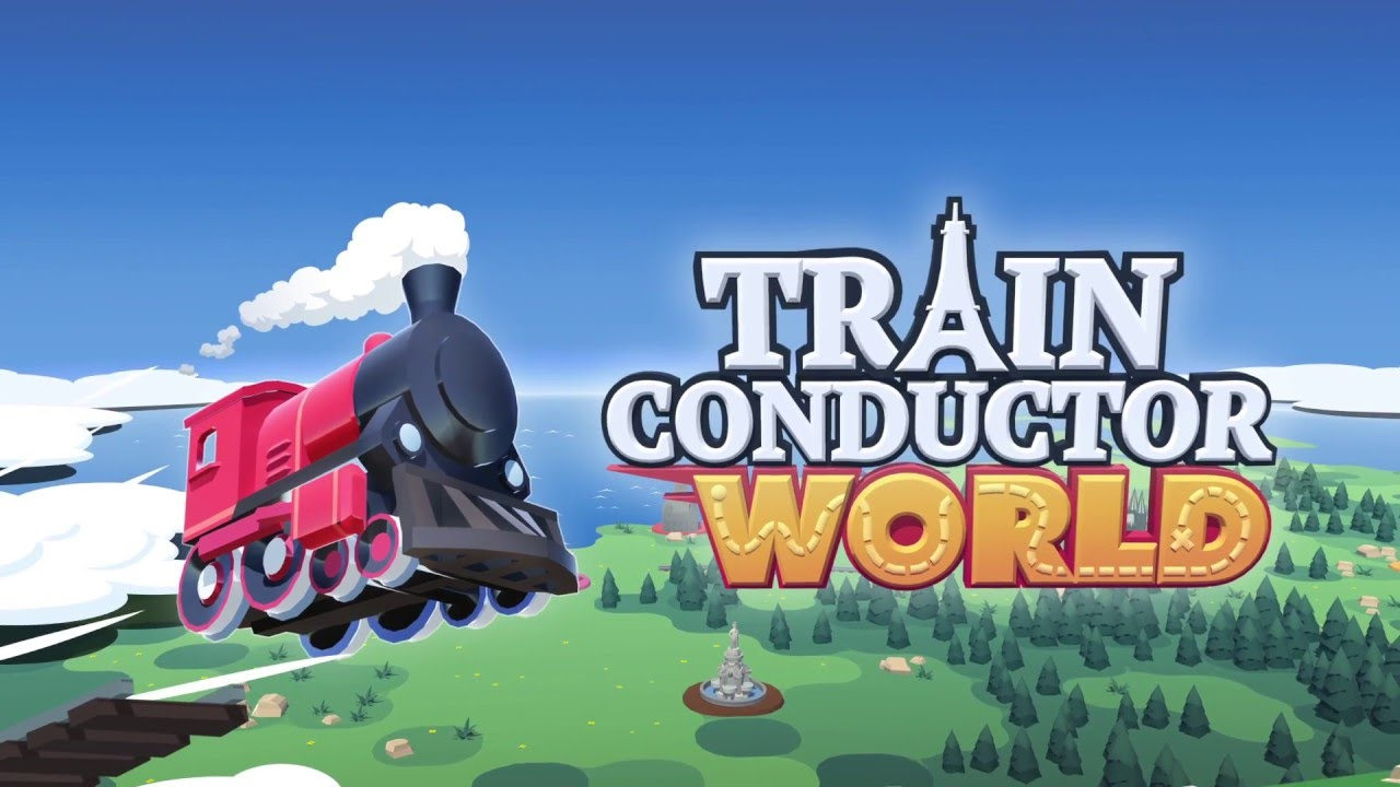 Play Train Conductor World on PC 2