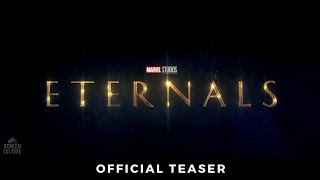 The Eternals - Official Teaser Trailer 2021 | Marvel Studios