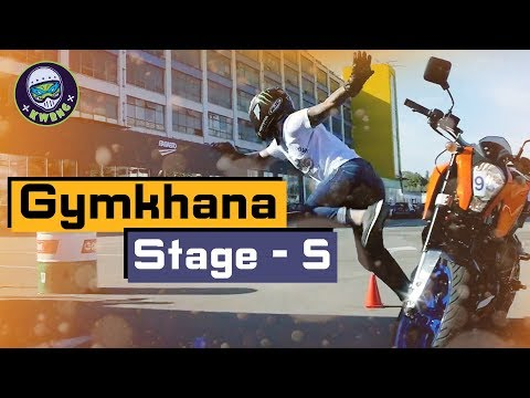 Gymkhana by Kowabunga Crew: финал