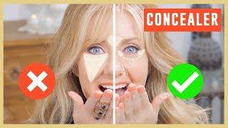 CONCEALER | Makeup Tutorial For Mature Skin