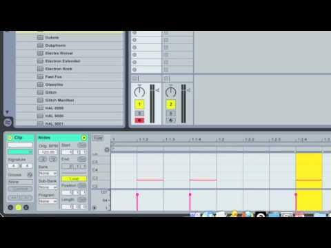 Tutorial - Transforme o teclado do seu computador em um piano virtual no Ableton Live