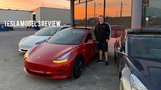 2019 Tesla Model 3 Long Range Review