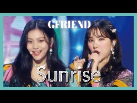 [HOT] GFRIEND - Sunrise, 여자친구 - 해야 Show Music core 20190202