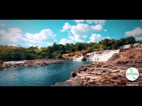 Guyana South America Undiscovered