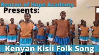Kisii Folk Dance