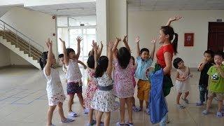 Hoạt động góc lấy trẻ làm trung tâm