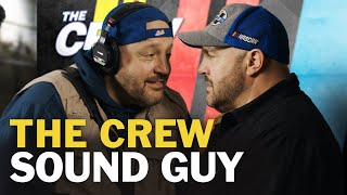 Sound Guy Gets Intimate With Kevin James