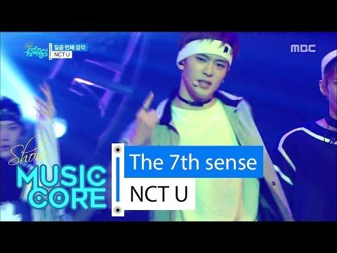 [HOT] NCT U - The 7th Sense, 엔씨티 유 - 일곱 번째 감각 Show Music core 20160507
