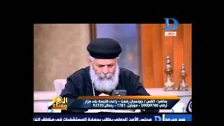 مداخله ابونا ابونا جوناثان رفعت مع وائل الابراشى     -