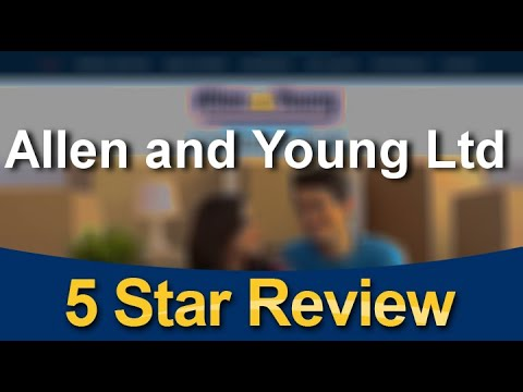 Allen and Young Removals - London Moving and Storage London Exceptional 5 Star Review by Ms.Day