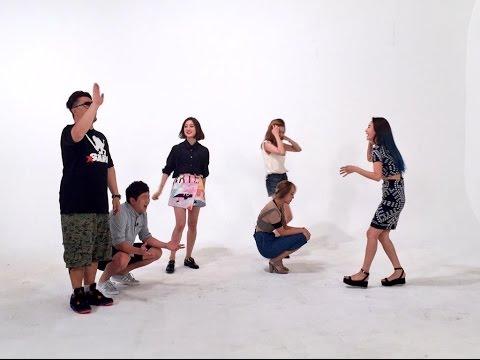 150812 WONDER GIRLS - Weekly Idol (Random Dance Play cut) [원더걸스]
