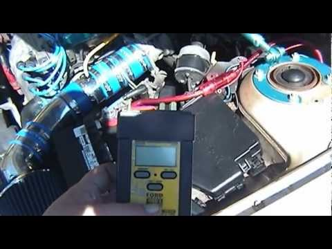 eec iv koeo test key  engine  youtube