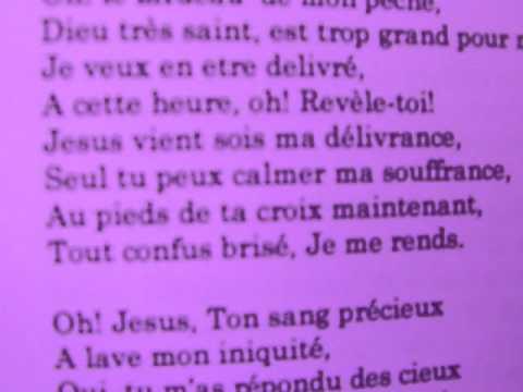 Baixar JESUS PAR TON SANG PRECIEUX
