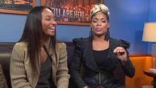 TLC dishes on what it was like having Lil' Mama play Lisa 'Left Eye' Lopes