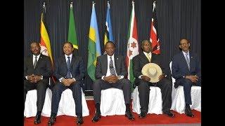 Museveni to become President of East Africa - Uganda, Rwanda, Kenya, TZ, Burundi & South Sudan