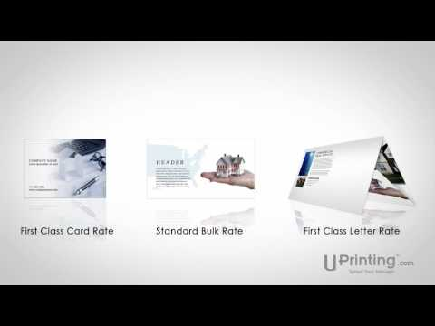 UPrinting Presents USPS Postage Prices