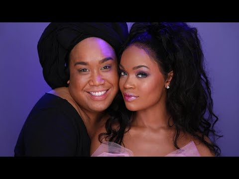 FENTY BEAUTY RIHANNA MAKEUP TUTORIAL | PatrickStarrr