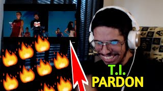 T.I. - PARDON FT. LIL BABY (OFFICIAL MUSIC VIDEO) (Reaction)