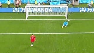 Cristiano Ronaldo: 11 Penalty Misses