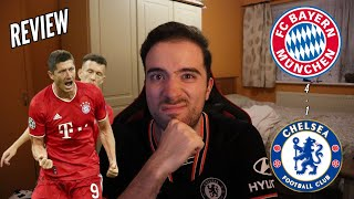IT FINISHED 4-1...To The Wrong Team   Bayern Munich 4-1 Chelsea (Agg: 7-1) Match REVIEW