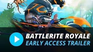 Battlerite Royale - Korai Hozzáférés Trailer