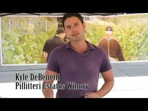 Oakville Farmers' Market - Wine Tasting with Pillitteri Estates Winery