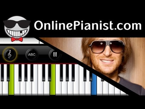 Baixar David Guetta ft. Sia - She Wolf (Falling To Pieces) - Piano Tutorial