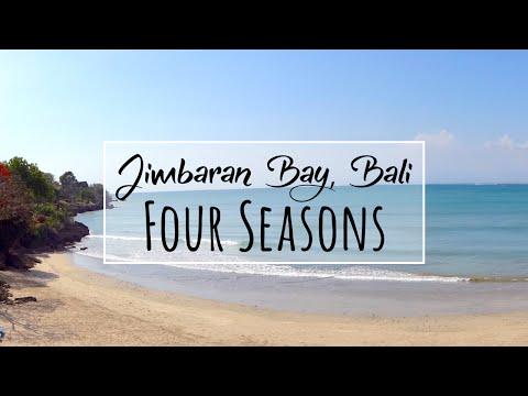 Four Seasons Bali at Jimbaran Bay: Sunset Session, Yoga, Cocktails & Tapas!