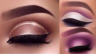 Os Melhores Tutoriais de Maquiagem / Glam Makeup Tutorial Compilation #2 2018 ♥
