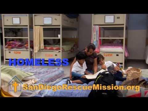 San Diego Rescue Mission / SDG&E Commercial - Dec 2012