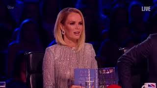 Marc Spelmann: EMOTIONAL Magician Brings Alesha Dixon To Tears!   Britain's Got Talent 2018