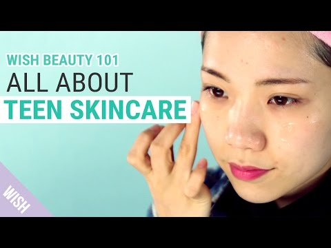 Teenage Skin Care Tips | What To Do And Not To Do for Teen Skin | WishtrendTV