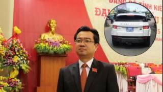 Bí thư Kiên Giang nói về việc tỉnh mượn xe Range Rover