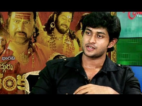 Chit Chat With Hero Kaushik Babu   Jagadguru Adi Shankara Movie - Smashpipe Entertainment Video
