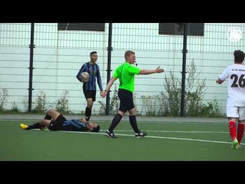 FC St. Pauli III - ASV Hamburg - Spielszenen (Bezirksliga Süd) | ELBKICK.TV