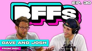 Josh Richards and Dave Portnoy React To Bryce Hall / Austin McBroom Fight — BFFs EP. 30
