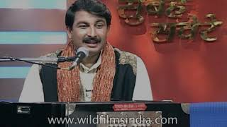 Manoj Tiwari shares his experience of Hindi classical music and its comparison for english classics