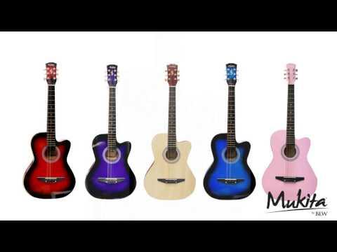 Mukita Acoustic Guitar - Mukita Basic