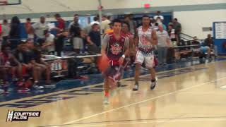Freshman Cole Anthony Mixtape @ The Pangos All-American Camp!