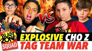 Beyblade Burst Battle! Super Cho Z Beyblades Tag Team Tournament