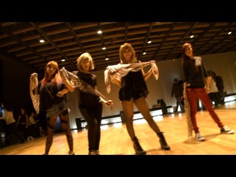 2NE1 - 'I LOVE YOU' Dance Practice Video