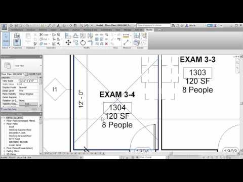 Revit 2017 - What's New Calculate Annotation Tags