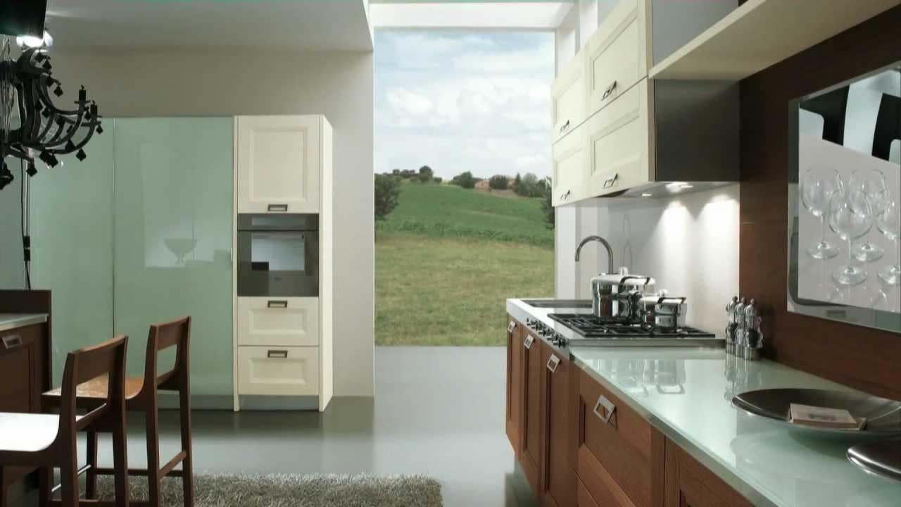 Arredamento cucina in stile moderno vittoria by claris for Arredare casa in stile moderno